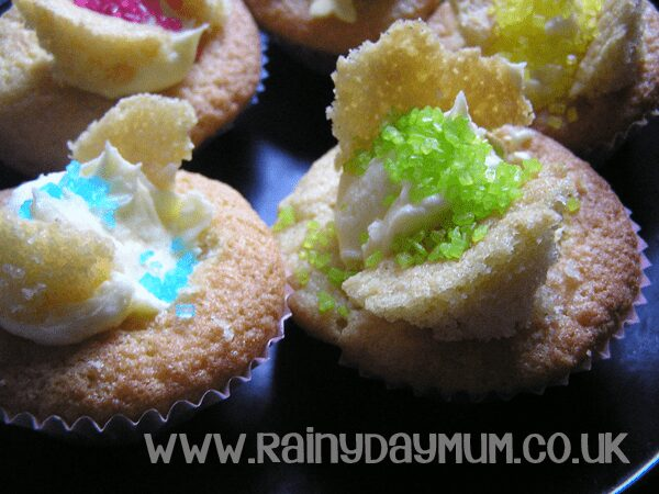 easy butterfly cakes a simple recipe to cook with toddlers