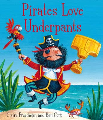 Book Review – Pirates Love Underpants