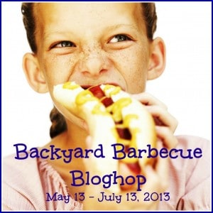 Backyard Barbecue Bloghop