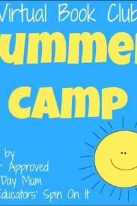 Virtual Book Club for Kids Summer Camp – 2013