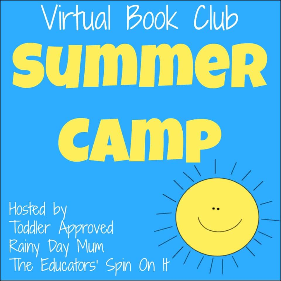 Summer Book Camp - Square image