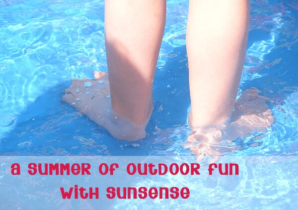 Review of SunSense Sun Creams for all the family and a UK Resident Giveaway of £65 worth of SunSense products