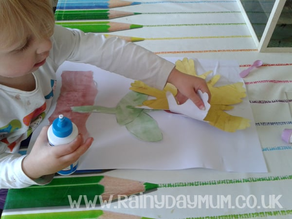 Exploring Artists with Toddlers - Eric Carle and the process of creating illustrations for his books