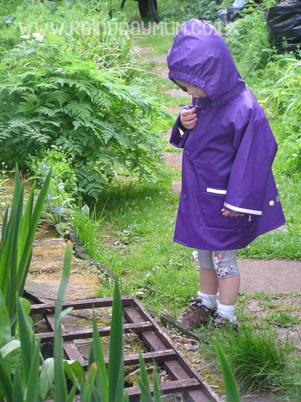 Simple rainy day outdoor activities for your kids to do
