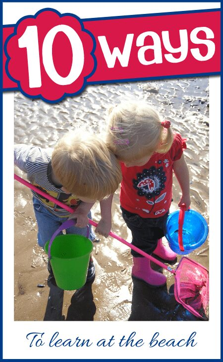Top 10 ways to learn at the beach this summer preventing the summer slide