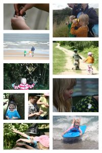 50 Ideas for a Natural Childhood