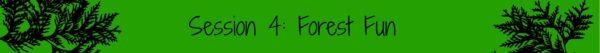 Forest fun thin header