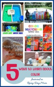 5 fun ways for tots to learn about colors
