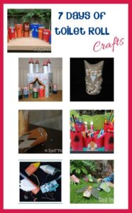 7 Days of Loo Roll Crafts