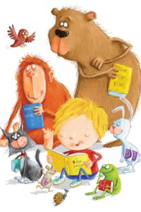 Red House Children's Book Award 2014: Tony Ross and Jeanne Willis