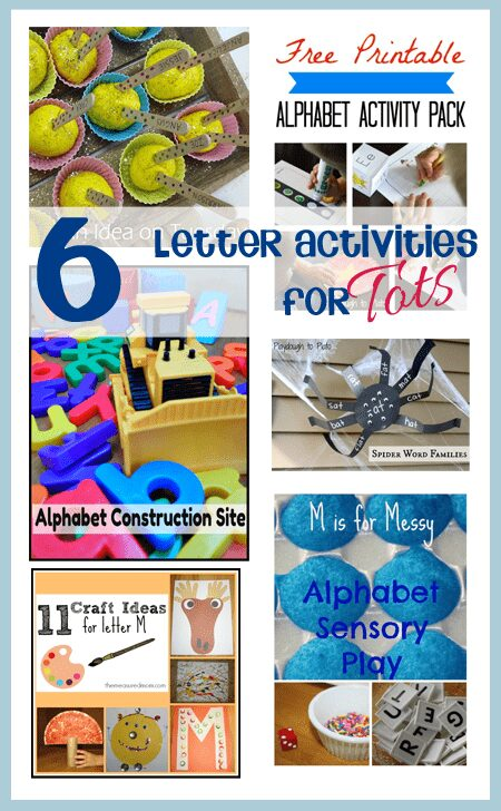 6 fun letter and simple word activities for tots