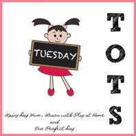 Tuesday Tots on Rainy Day Mum