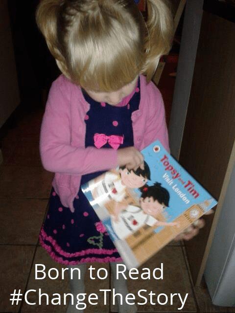 Born to Read - #ChangeTheStory