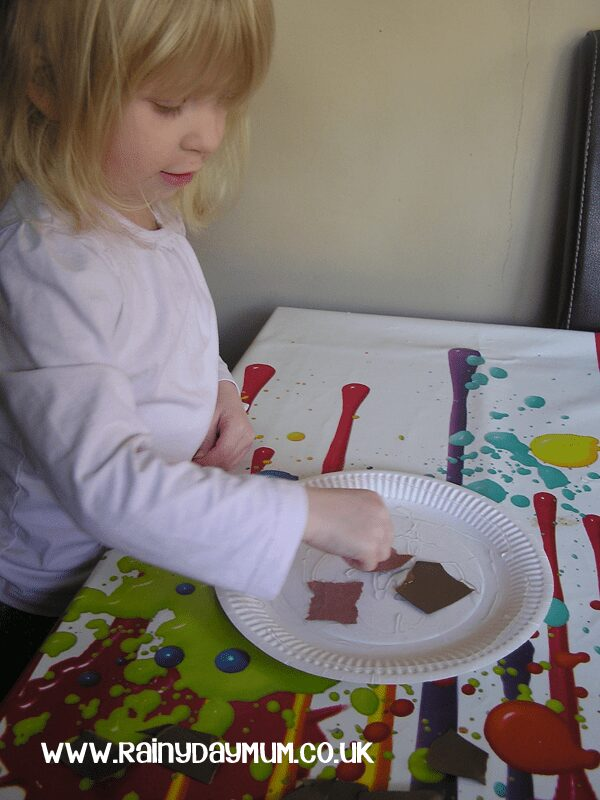 Paper Plate Monkey Preschool Craft