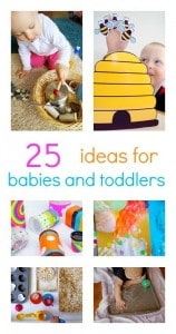 Zero to Two - The Book of Play 25 ideas for parents