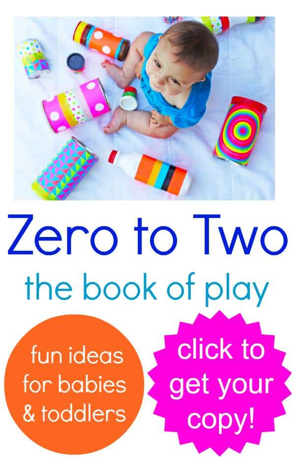 Zero to Two - the book of play