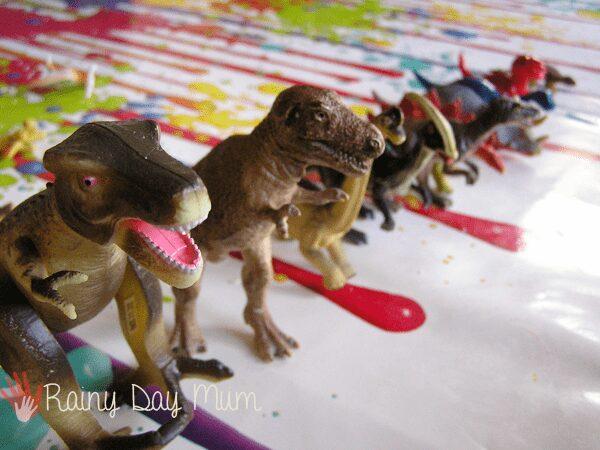 Ordering Dinosaurs