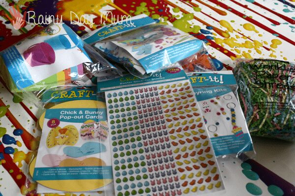 Easter Craft Kits from Yellow Moon