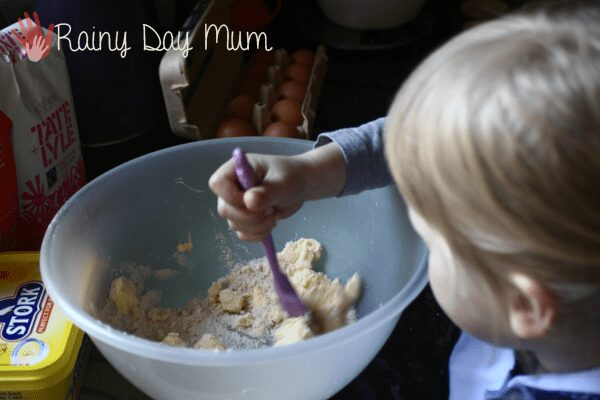 Baking Fairy Cakes