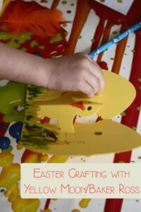 Easter crafting kits from baker ross