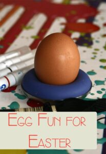 Crafts and Activities for some Egg Fun this Easter