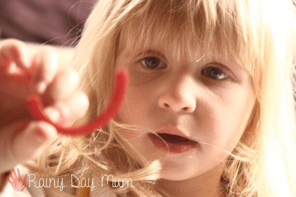 Spielgaben inspiring curiosity