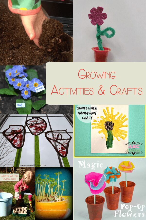 Growing Activities and Crafts