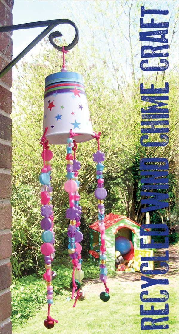 wind chime crafts for preschoolers recycled wind chime craft for toddlers and preschoolers 252