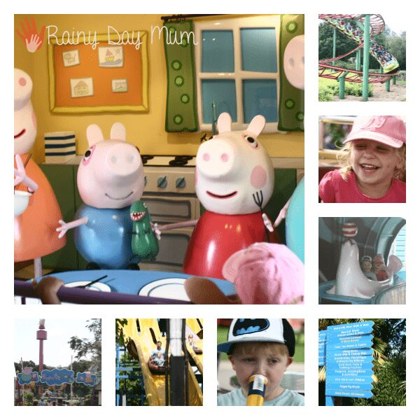Paultons Park and Peppa Pig World - A fantastic Family theme Park