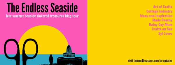 Seaside Tinkered Treasures Blog Tour
