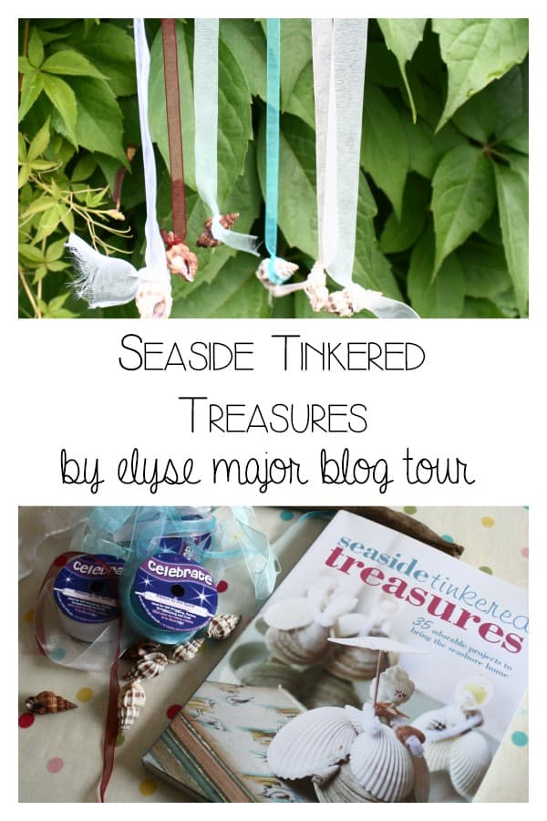 Seaside Tinkered Treasures by Elyse Major – blog tour