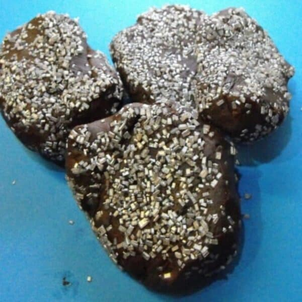 Edible Moon Rocks Recipe to Cook with Kids a fun space themed snack for kids to make