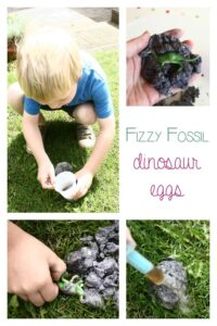 Fizzing Fossil Dinosaur Eggs – Digging Up Dinosaurs by Aliki