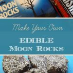 Make your own moon rocks - bringing books about space alive for kids