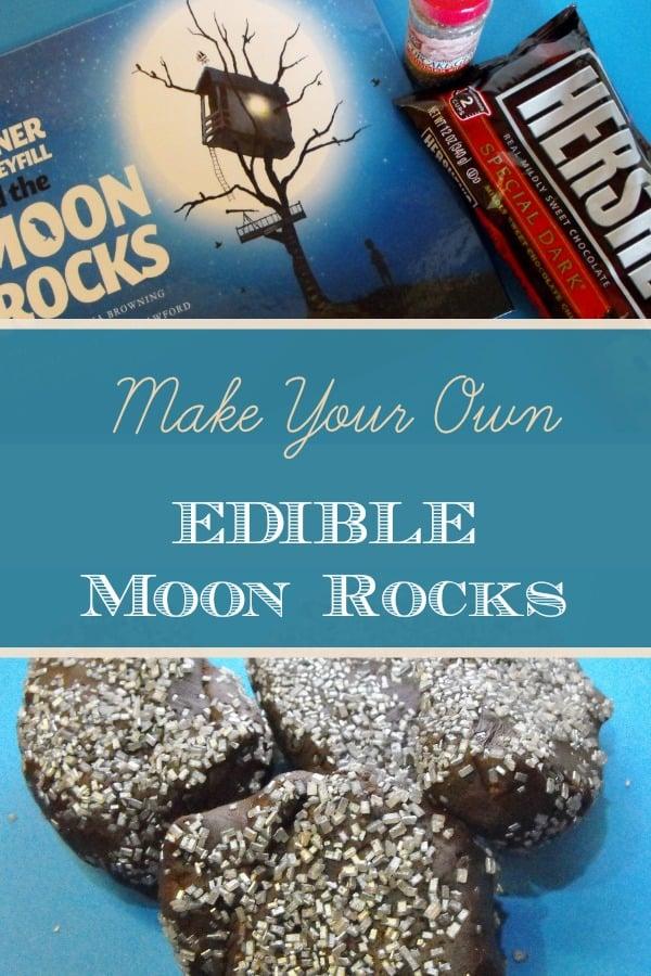 Space Snack – Edible Moon Rocks