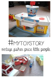 #mytoystory - classic 1970's and 80's fisher price little people