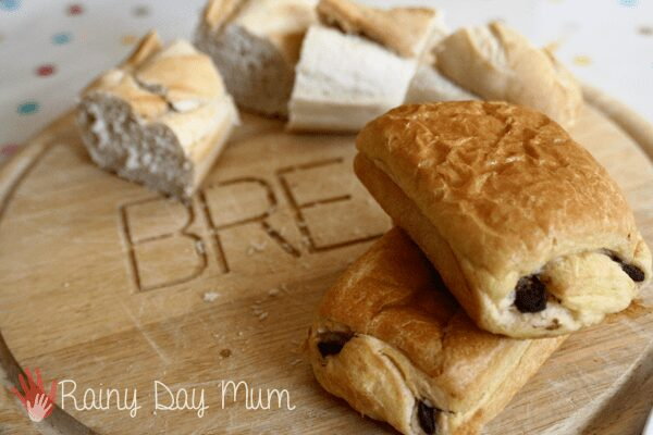 French Family Super on a Budget with Lidl French Week - taste testing and helping picky eaters at home
