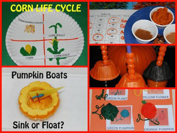 Additional Preschool Science Activities