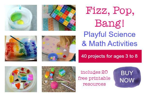 Fizz Pop Bang! - Playful Science and Math Activities for 3 to 8 year olds