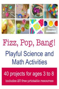 Science and Maths for 3 – 8 year olds. Fizz Pop Bang Ebook
