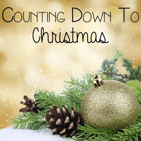 Counting Down to Christmas with Crafts, Recipes, Gifts and Family Activities for you all to enjoy