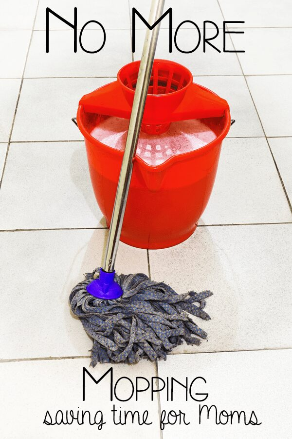 No more mopping saving time for busy moms with a Shark S4501 Steam Mop from Suppose.com