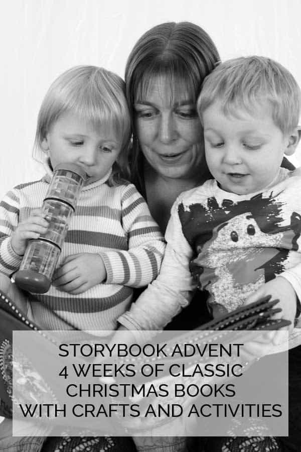 Storybook Advent for Kids
