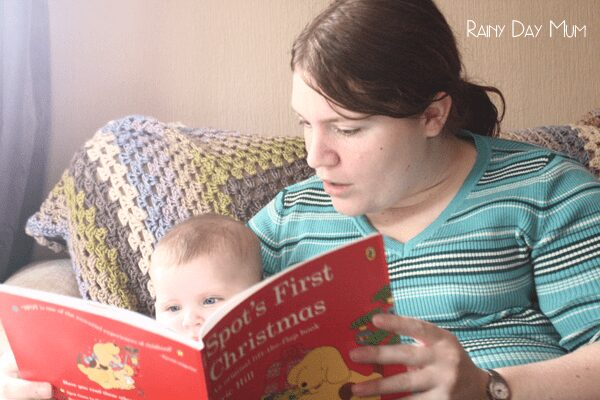 Spot's First Christmas - a fun book for babies First Christmas