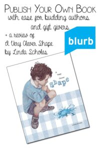 Publish your own books with Blurb