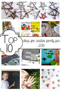 Best Creative Family Fun Ideas of 2014