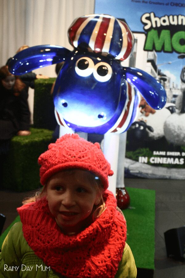 Shaun the sheep, a fabulous family friendly film coming to The Big City this February