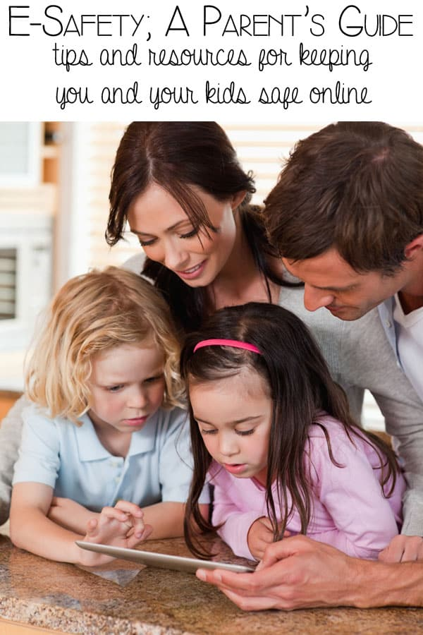 E-safety: what parents need to know