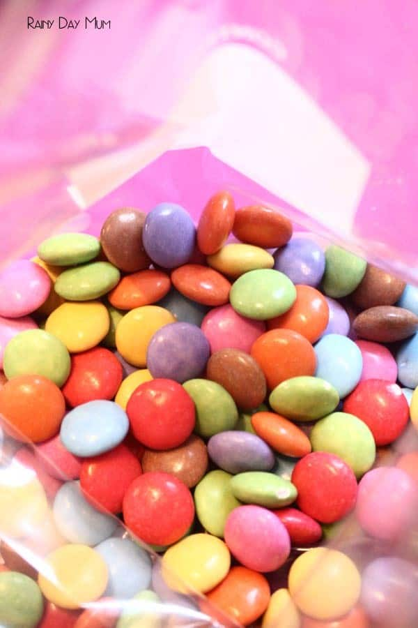 Rainbow Candy Crush Cookies Recipe