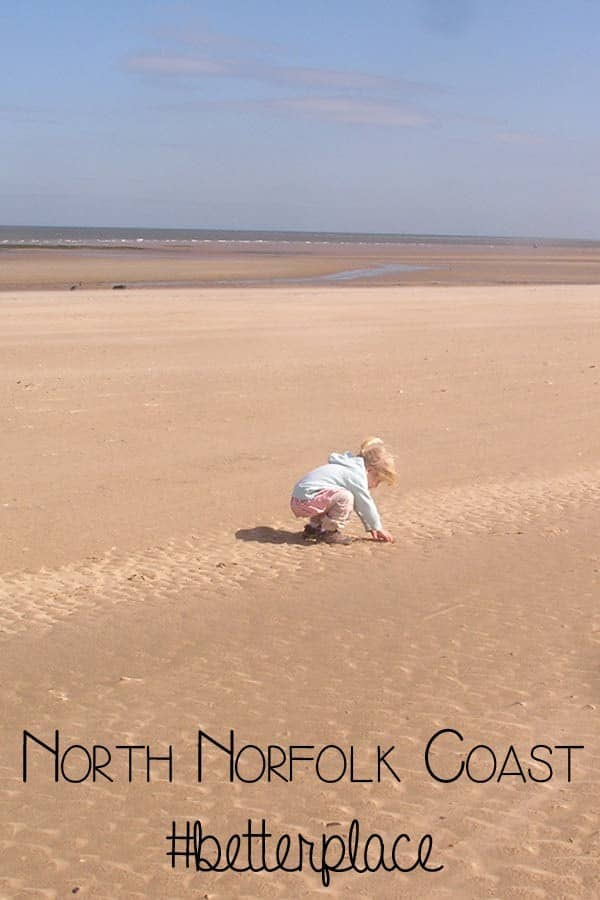 North Norfolk Coat - #betterplace with Syndol
